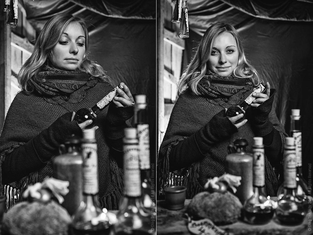 Mitelaltermarkt Pforzheim shooting Oleg Trushkov fotograf