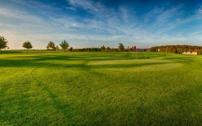 Making of: Golf club advertising shot