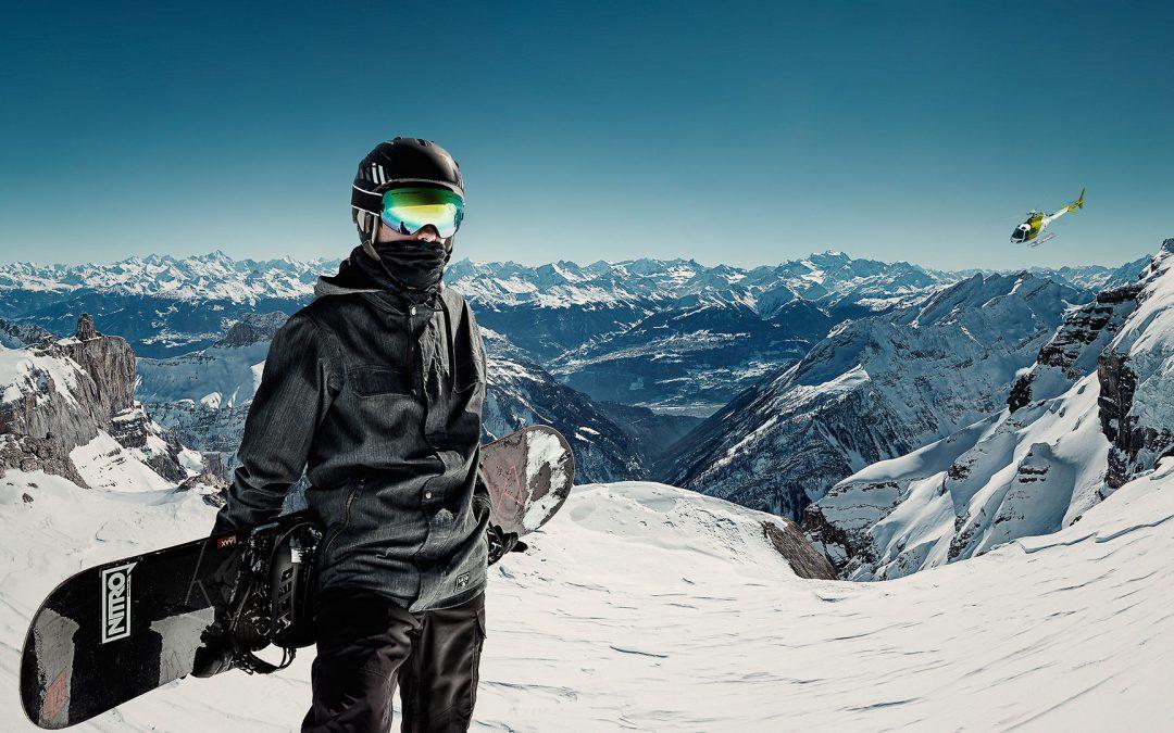 Swiss Snowboarding